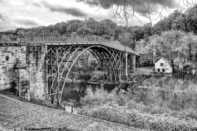 Shropshire Hills, Iron Bridge