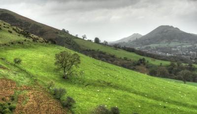 Shropshire Hills - Long Mynd Walk