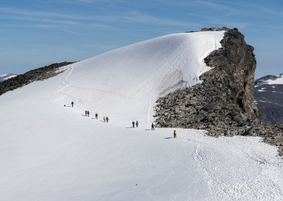 Galdhøpiggen Hike, Norway