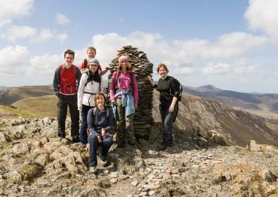 Hindscarth summit, Lake District