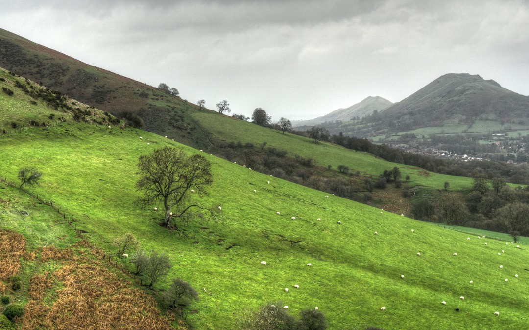 Shropshire Hills Weekend – November 2015